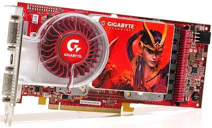 Gigabyte GV-RX19X512VB-HRH на ATi Radeon X1900XTX 3D