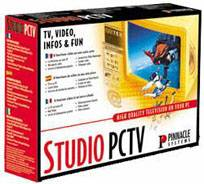 TV-тюнер Pinnacle Systems Studio PCTV