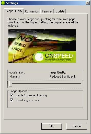 ONSPEED ускоряет работу в Интернет